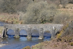 Lanacre Bridge: Ian Hart