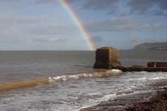 Blue Anchor/Dunster Beach:Ian Hart