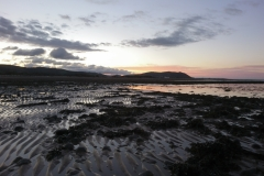 Dunster Beach at low tide: Martina Slater