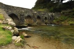 Lanacre Bridge: lan Hart