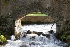 Pool Bridge at Horner: Ian Hart