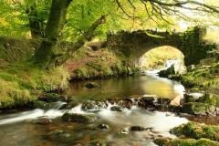 Robbers Bridge nr Oareford: Ian Hart