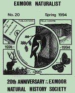 Exmoor Naturalist No 20